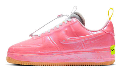 Nike Air Force 1 Experimental Pink
