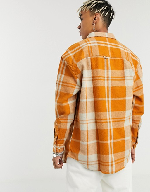 ASOS Day Oversized Check Shirt