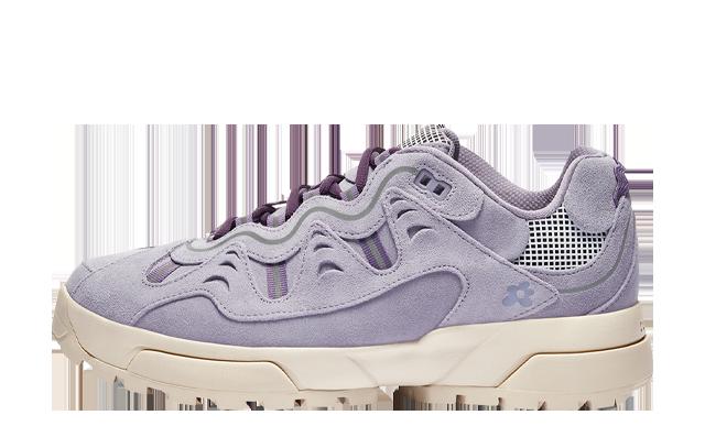 Golf Le Fleur x Converse Gianno Low Top Lavender Gray