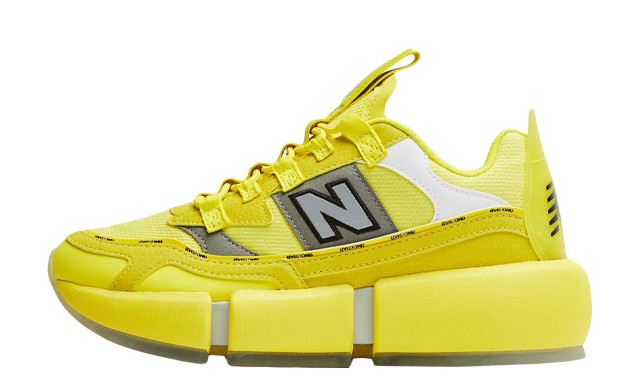 Jaden Smith x New Balance Vision Racer Sunflower Yellow