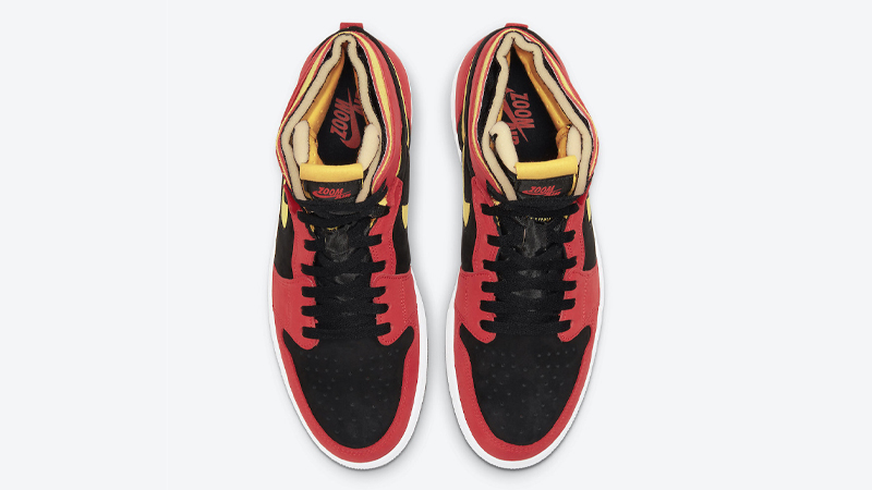 Jordan 1 Zoom Comfort Chile Red Middle