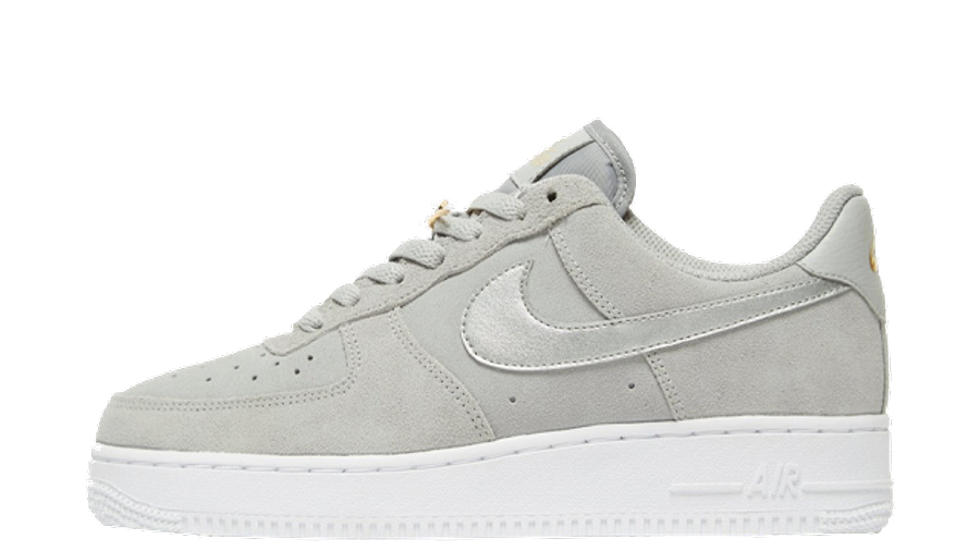 Culpa servidor crecer  Nike Air Force 1 07 Grey Gold | Where To Buy | DC4458-001 | The Sole Womens