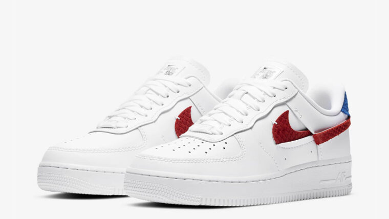 Nike Air Force 1 LXX Snakeskin Front thumbnail image