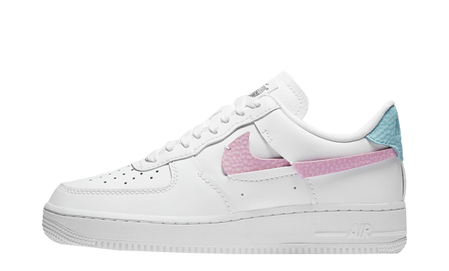 Nike Air Force 1 LXX White Pink Rise