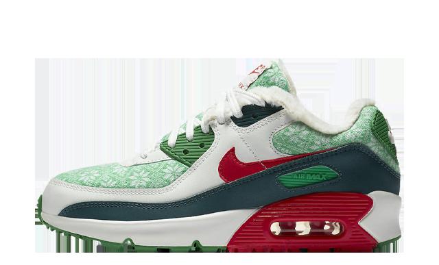 Nike Air Max 90 GS Christmas