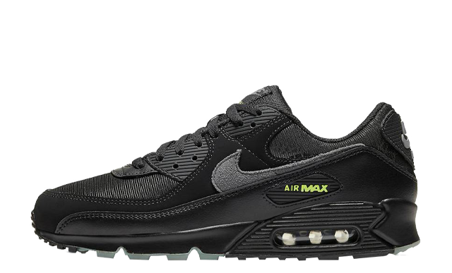 Nike Air Max 90 Halloween Black