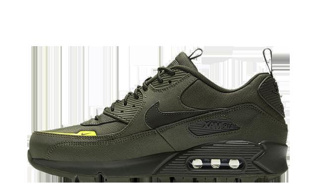 Nike Air Max 90 Surplus Cargo Khaki