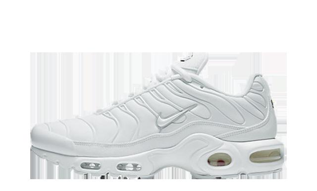 Nike TN Air Max Plus All White