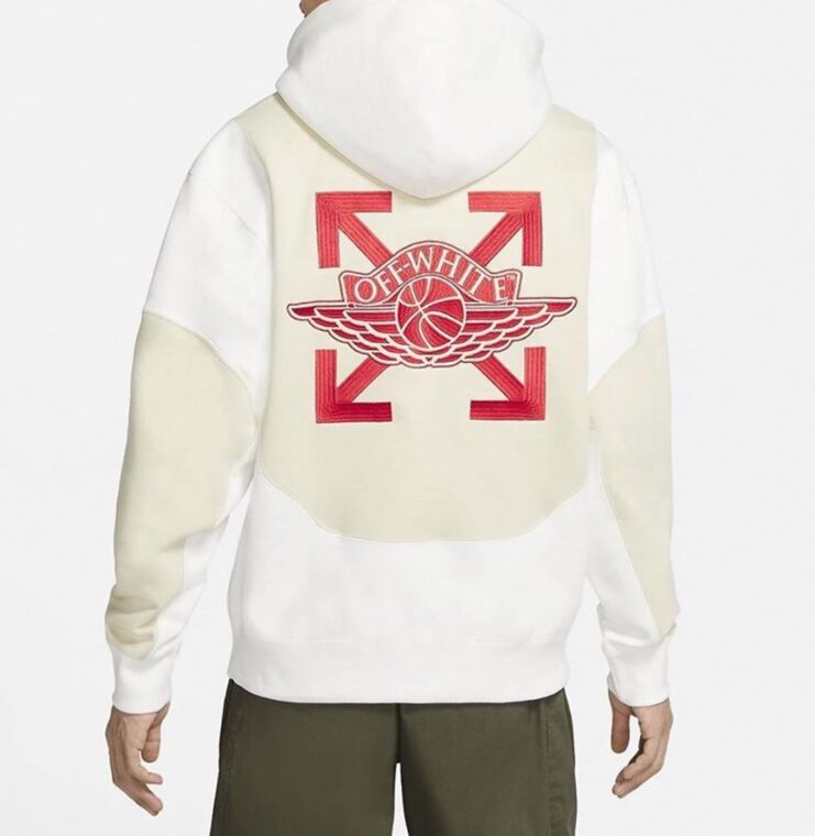 defecto chocar blanco  Official Images Of The Off-White x Jordan Clothing Collection Have Surfaced  | The Sole Womens