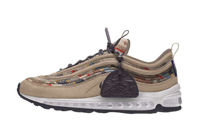 Pendleton x Nike Air Max 97 By You Multi