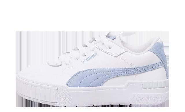 Puma Cali Sport White Blue