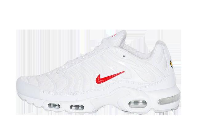 Supreme x Nike TN Air Max Plus White