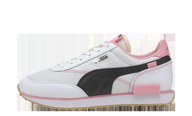 Von Dutch x PUMA Future Rider White Pink