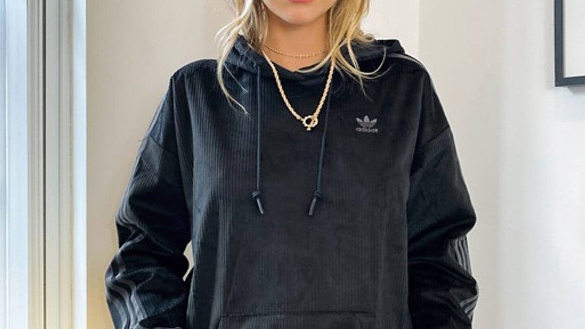 inoxidable Sucio Tamano relativo  Get The Yeezy Look With adidas' New 'Comfy Cords' Collection At ASOS | The  Sole Womens