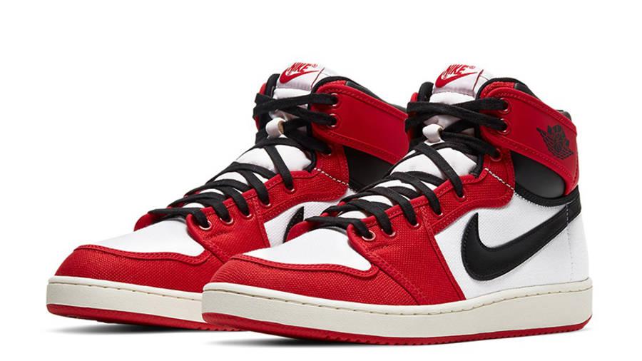 Jordan 1 KO Chicago 2021 Front