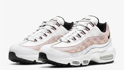 Nike Air Max 95 White Champagne Front