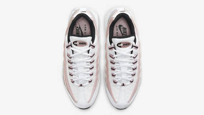 Nike Air Max 95 White Champagne Middle
