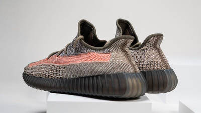Yeezy Boost 350 V2 Ash Stone Detailed Look Back