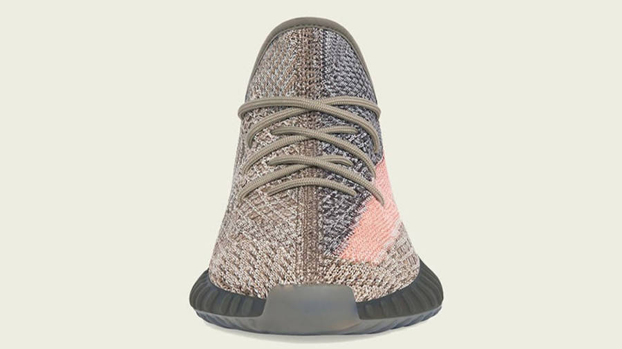 Yeezy Boost 350 V2 Ash Stone Front