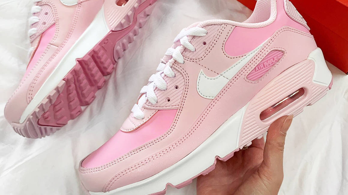 Capilares Soportar Desviación  Women's Nike Air Max 90 trainers - Latest Releases | The Sole Womens