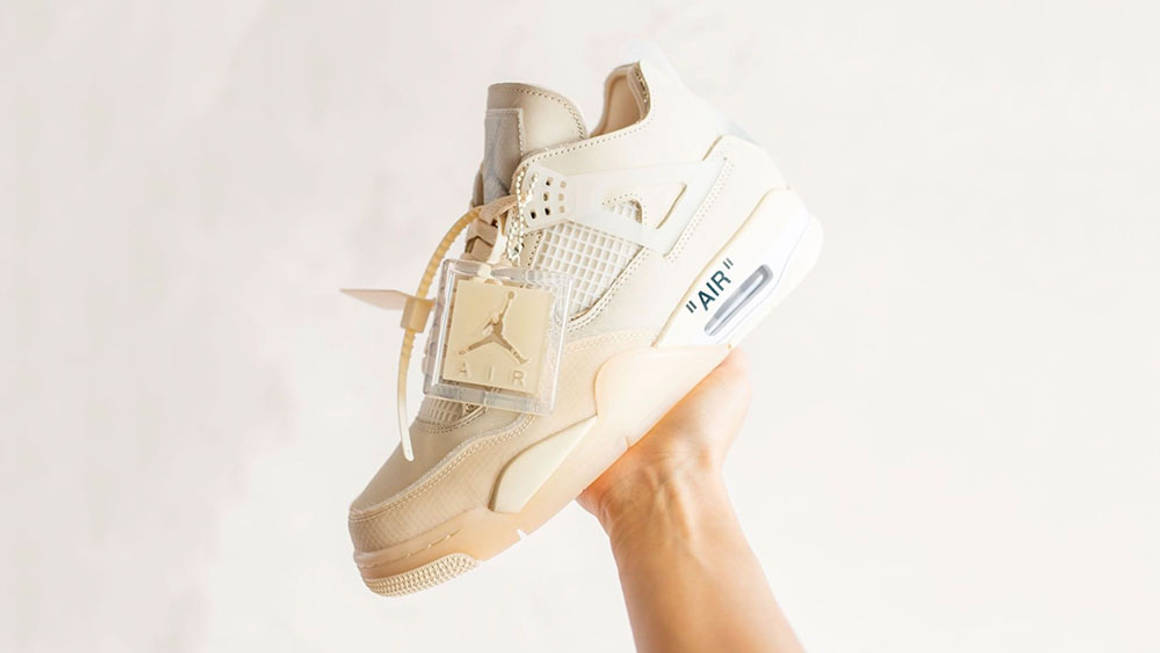 Women's Nike Air Jordan 4 trainers - Latest Releases | Giftofvision