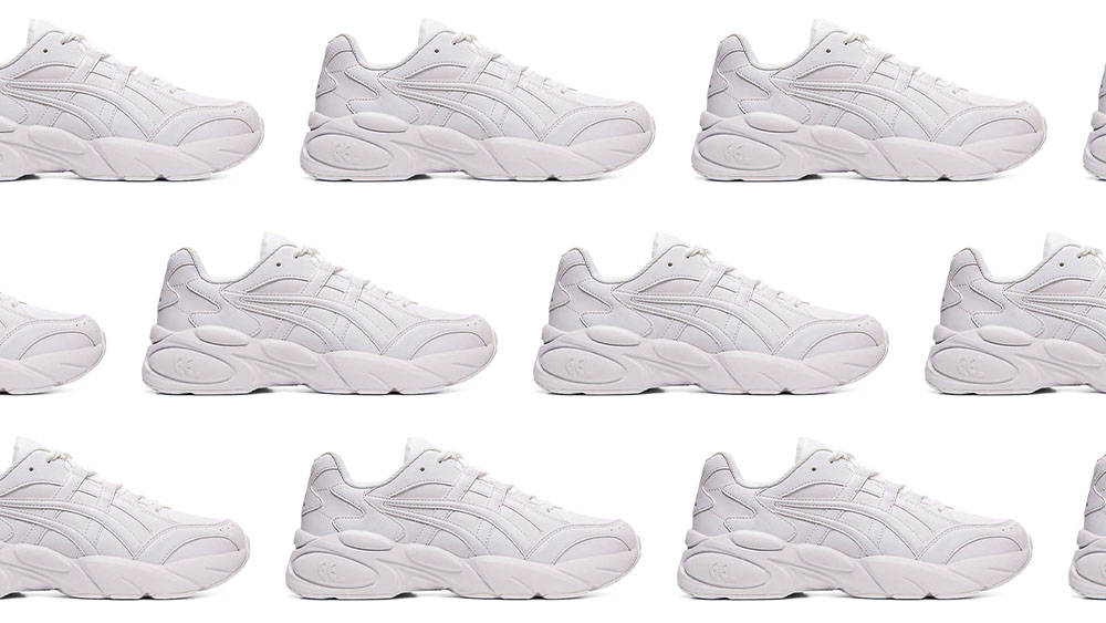These Clean And Classic ASICS Are As Low As £24 In The Black ...
