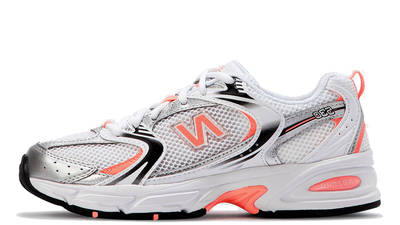 New Balance 530 White Pink Silver | Where To Buy | undefined | The ...