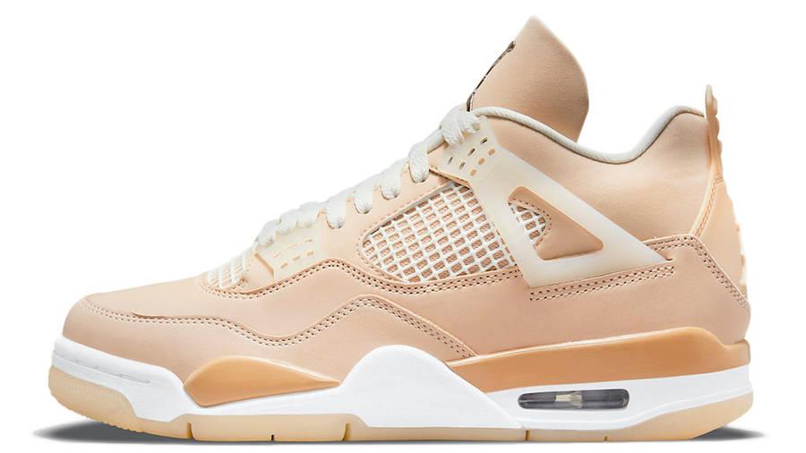 Air Jordan 4 Shimmer | Where To Buy | DJ0675-200 | The Sole Womens