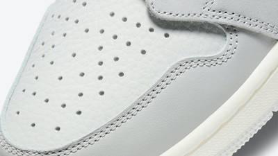 Jordan 1 Zoom Comfort London Closeup