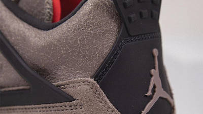 Jordan 4 Taupe Haze Detailed Look Back