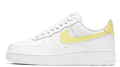 Nike Air Force 1 07 White Light Citron