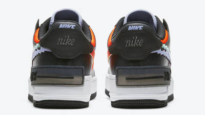 Nike nike air max warranty policy for kids 2017 8-Bit Black Back