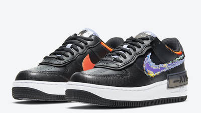 Nike nike air max warranty policy for kids 2017 8-Bit Black Front