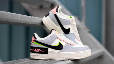 Nike Air Force 1 Shadow Sunset Pulse Blue Lifestyle