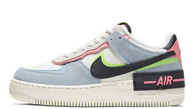 Nike Air Force 1 Shadow Sunset Pulse