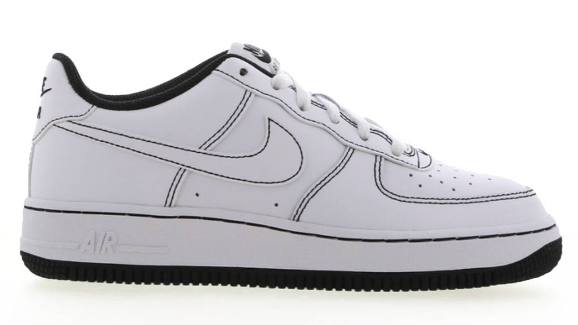 Cop These Two Contrast Stitch Air Force 1s For UNDER £53 | The ...