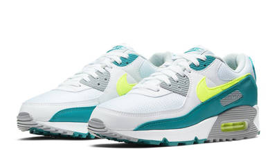 Nike Air Max 90 Spruce Lime Front