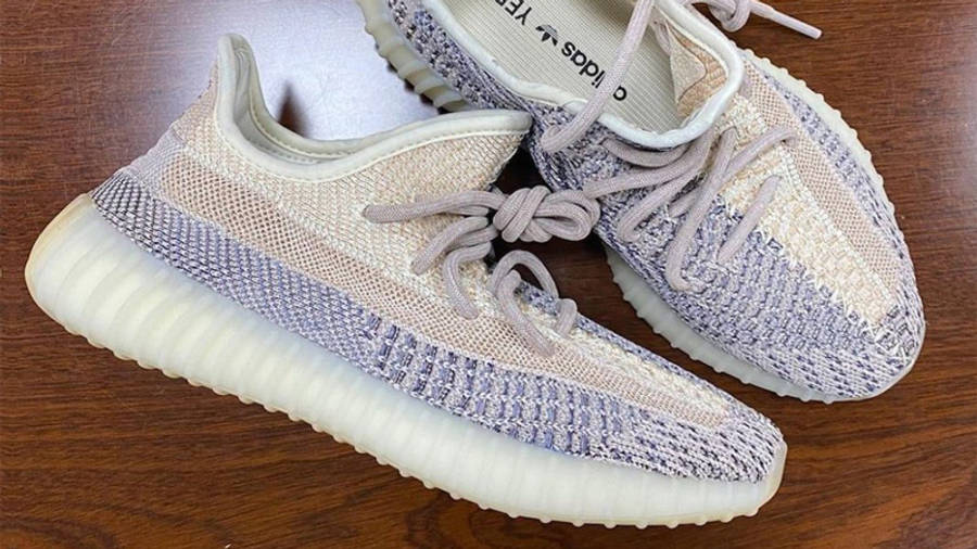 Yeezy Boost 350 V2 Ash Pearl First Look