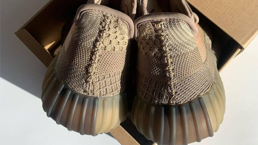 Yeezy Boost 350 V2 Sand Taupe Detailed Look Back