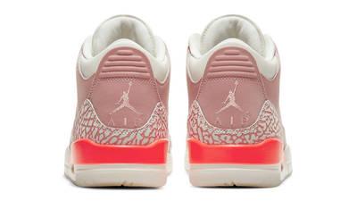 Jordan 3 Rust Pink Back