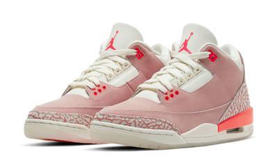 Jordan 3 Rust Pink Front