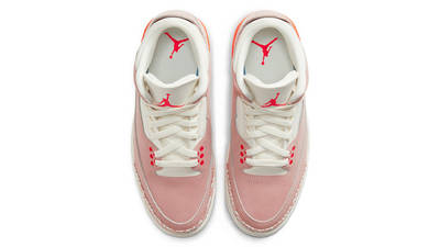 Jordan 3 Rust Pink Middle