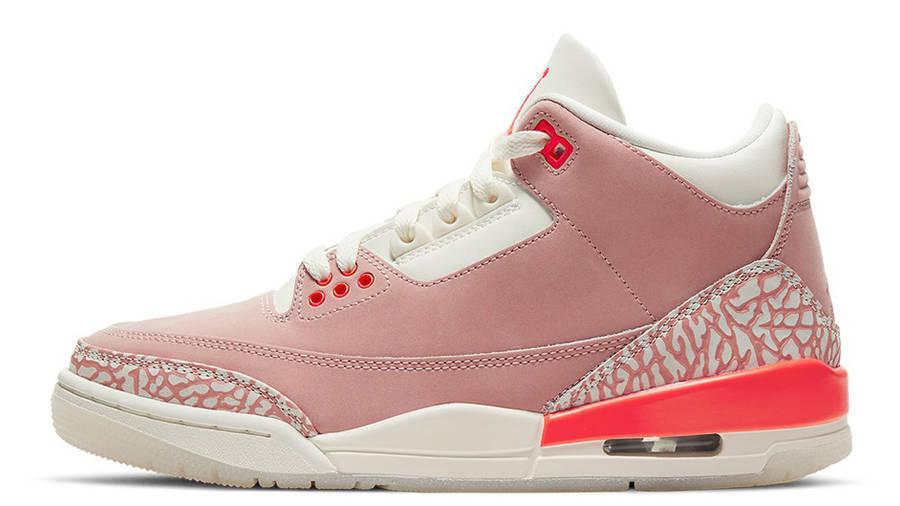 Jordan 3 Rust Pink