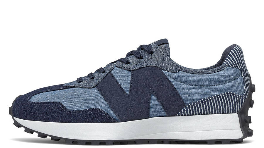 New Balance 327 Denim Indigo