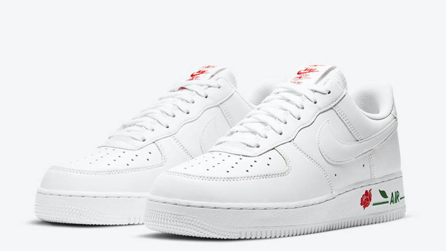 Nike Air Force 1 07 LX Rose Have A Nike Day White | Where To Buy ...