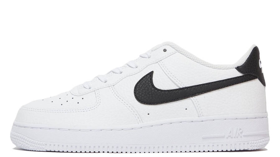 Nike Air Force 1 Low GS White Black | Where To Buy | CT3839-100 ...