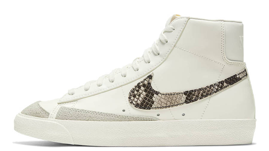 Nike Blazer Mid 77 Snakeskin Sail Particle Beige | Where To Buy ...