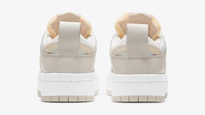 Nike Dunk Low Disrupt Sail Pearl White CK6654-103 Back