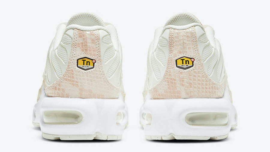 Nike TN Air Max Plus Pink Snakeskin Back