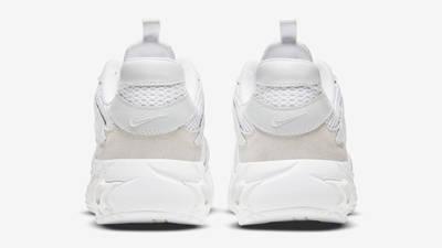 Nike Zoom Air Fire White Sail Back